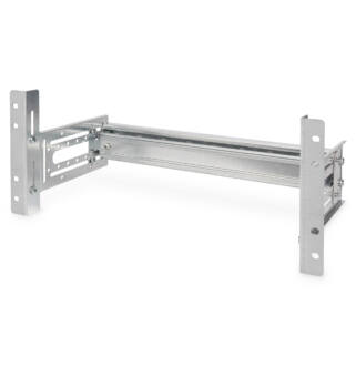 DIN rail holder, 4U, 178x483x223 mm DN-19-DIN-4U