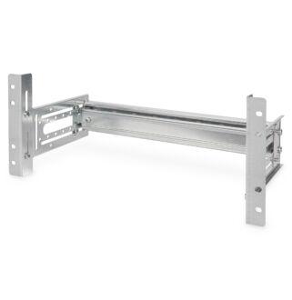 DIN rail holder, 4U, 178x483x223 mm DN-19-DIN-4U
