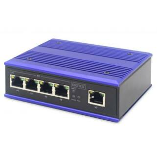 Industrial 5-port Ethernet Switch Digitus / DN-650105