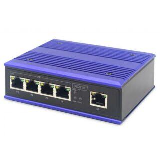 Industrial 5-port Ethernet Switch Digitus / DN-650105