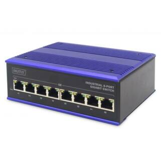 Industrial 8-port Gigabit Switch Digitus / DN-651119