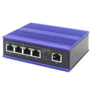 Industrial 4-port Gigabit PoE Switch Digitus / DN-651120