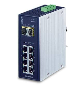 Planet IP30 Industral Managed Ehternet Switch