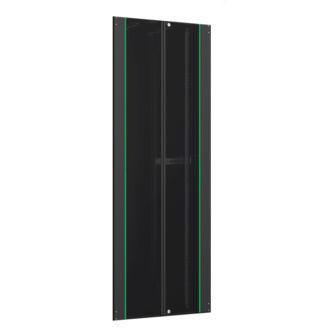 42U Mirsan rack szekrényhez perforált ajtó 800mm PAK80+PAM80 1-1 db