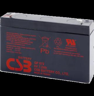 Akkumulátor 6V/290W VFI 1000 R1U-hoz