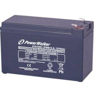 Akkumulátor 12V/9AH