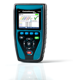CableMaster 850 Tester and Network Diagnostic Tool