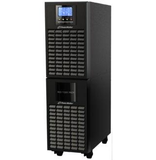 VFI6000VA online compact UPS LCD Power Walker/10122022