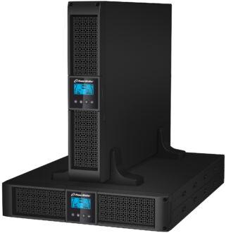 1000VA line interactive UPS Rack/Tower Power Walker/10120027