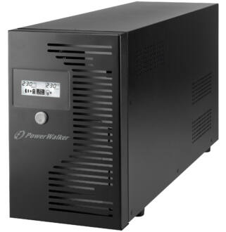 VI 3000 LCD IEC  interactive UPS Power Walker/10121021