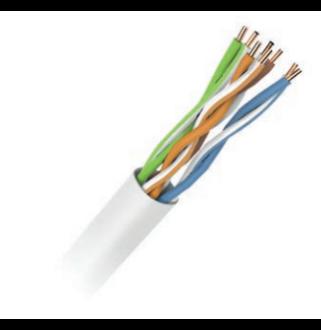 UTP Cat5e falkábel, PVC 305m LSZH BKT