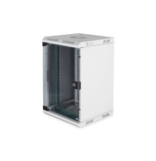 Mini Rack Szekrény 10U horizontal 5 U vertical Digitus