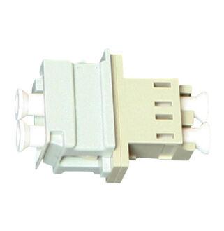 LC toldó MM duplex Nexans (snap-in adapterrel)