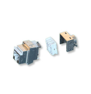 Snap-in modul 1xFTP Cat6 LANmark-6 EVO