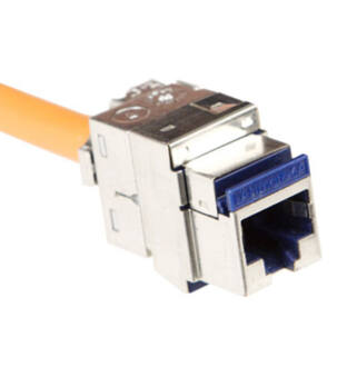 LANmark-6A Evo Snap-In Connector Cat 6A screened
