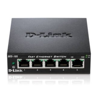 switch 5-port 10/100/1000, Gigabit