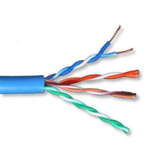 UTP Cat.5e patch kábel kék