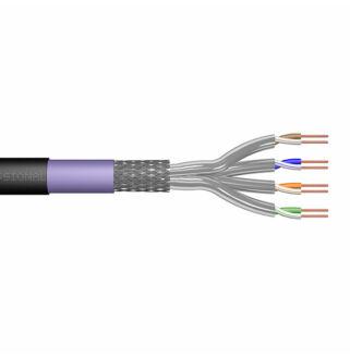 Cat7 falkábel S/FTP PIMPF 1200MHz PE kültéri 100m Digitus / DK-1741-VH-1-OD