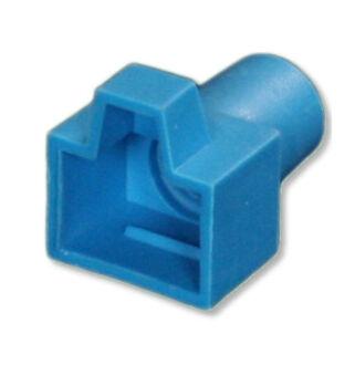 8P8C törésgátló kék