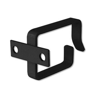 Rendezőgyűrű rack szekrényhez Ral9005 44x60mm
