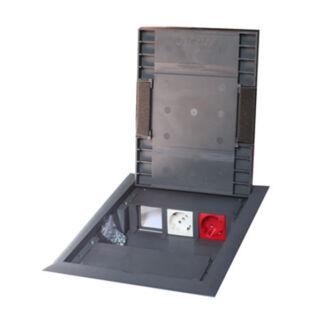 padlódoboz keret 6x45-ös aljzattal KOPOBOX57