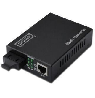 Media converter 1000T MM SC