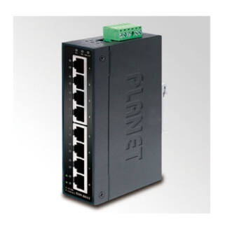 Planet ISW-801T Fast Ethernet Switch