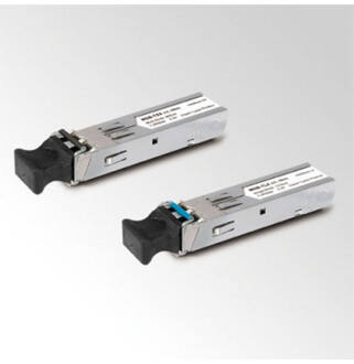 SINGLE-MODE 10KM, 1GBPS INDUSTRIAL SFP (-40 to 75 C)