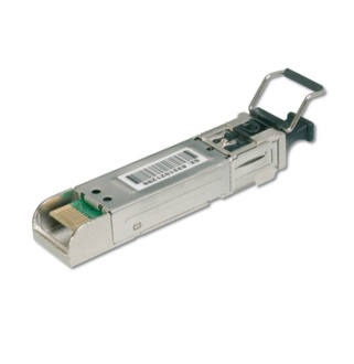 Mini GBIC (SFP) Module, 1.25GBPS, 20km