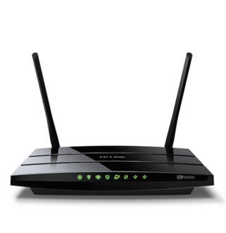 AC1200 Dual Band Wireless Gigabit router