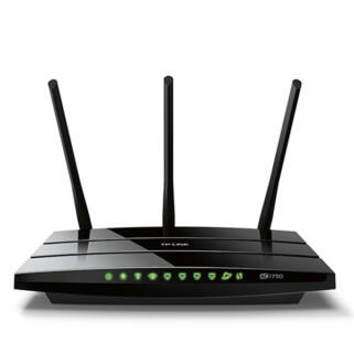 AC1750 Dual Band Wireless Gigabit router