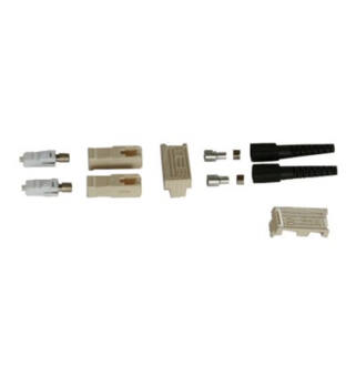 SC csatlakozó MM duplex (3mm törésgátló)