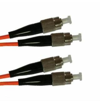 Optikai patch FC-FC 50/125 duplex  1m