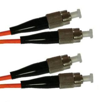 Optikai patch FC-FC 62/125 duplex 10m