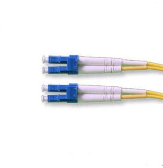 Optikai patch LC-LC  9/125 duplex  1m DK-2933-01