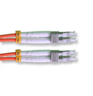 Optikai patch LC-LC 62,5/125 duplex 10m