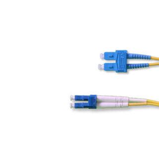 Optikai patch SC-LC  9/125 duplex  2m