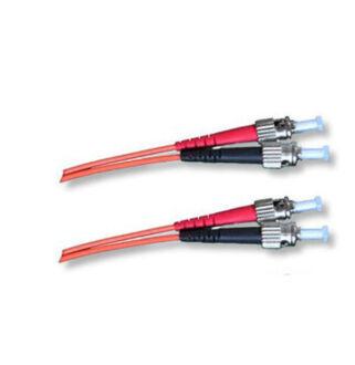 Optikai patch ST-ST 50/125 duplex 10m