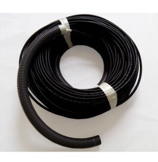 Oznodbekötő 4 szálas OM3 optikai kábel 4-4 LC csatlakozóval szerelve 35 m