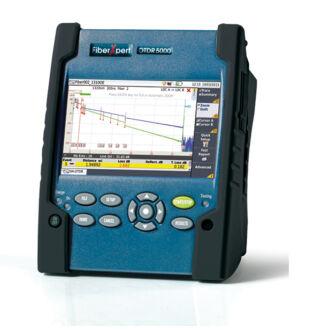 OTDR5000 fiber optic cabling certifier