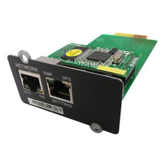 PW SNMP NMC Card modu for VI RT+VFT RT Power Walker/10120517