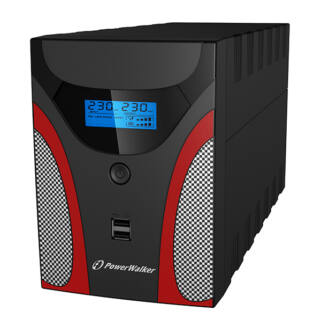 2200 VA line interactive Gaming UPS LCD Power Walker/10121046