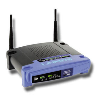 Wireless G Cable/DSL router