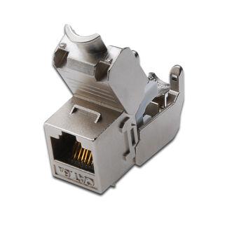 Keystone modul FTP Cat6a (180 fokos) toolless