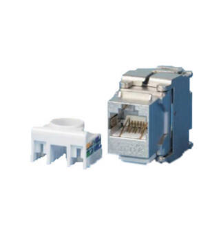 Keystone modul FTP Cat5e (180 fokos) toolless
