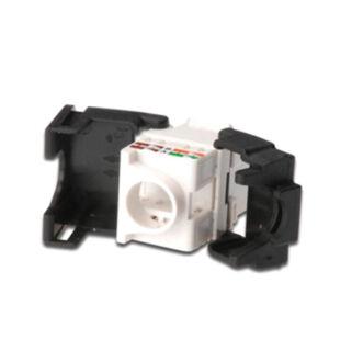 Keystone modul UTP Cat5e (180 fokos) toolless Digitus / DN-93502