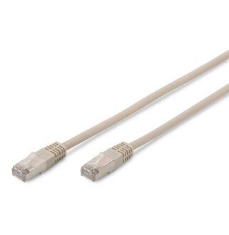 FTP Cat5e patch kábel 0,5 m