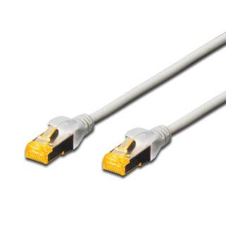 S/FTP Cat6A patch kábel 7 m, LSZH köpeny Digitus/DK-1644-A-070