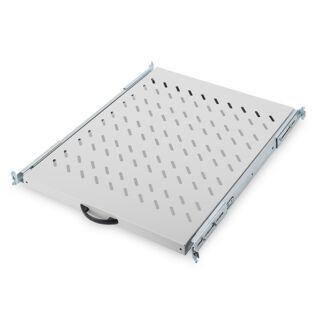 Kihúzható tálca 800mm mély szekrényhez 550mm/20kg digitus
