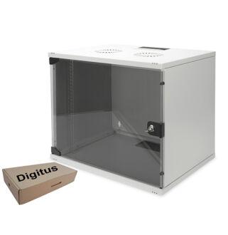 7U fali rackszekrény 540x400 lapra szer. Digitus / DN-19-07U-S1